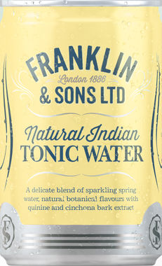 Franklins Tonic, Can