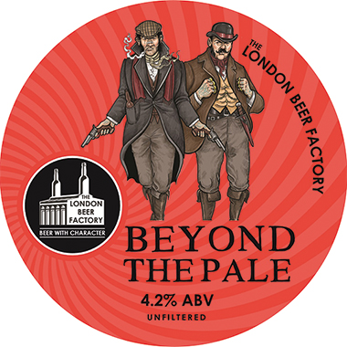 Beyond the Pale 30 lt x 1