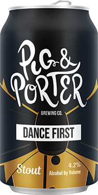 Dance First Cans 330 ml x 24