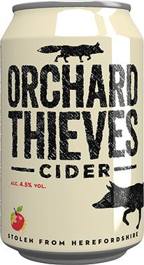 Orchard Thieves Cans 330 ml x 12