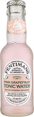 Fentimans Pink Grapefruit Tonic, NRB 125 ml x 24