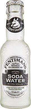 Fentimans Soda Water, NRB 125 ml x 24