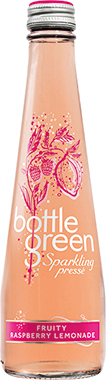 Bottlegreen Raspberry Lemonade Sparkling Presse NRB 275 ml x 12