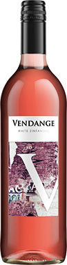 Vendange White Zinfandel, California