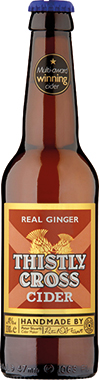 Thistly Cross Ginger 330 ml x 12