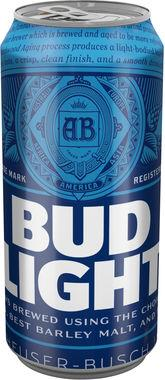 Bud Light Can 440 ml x 24