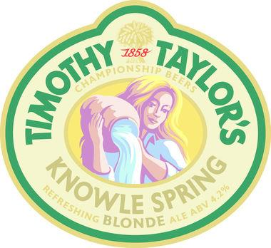 Knowle Spring Blonde 9 gal x 1
