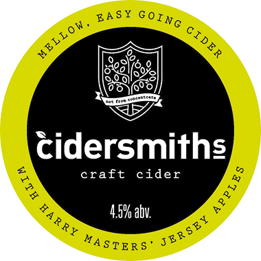 Cidersmiths Harry Masters, Jersey Craft Cider, Keg 50 lt x 1