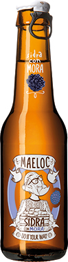 Maeloc Blackberry Cider 330 ml x 24