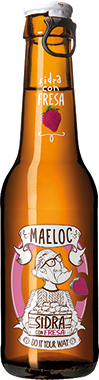 Maeloc Strawberry Cider