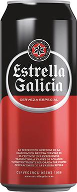 Estrella Galicia Cans