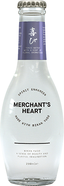 Merchant's Heart Floral Aromatic Tonic 200 ml x 24