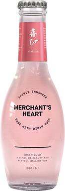 Merchant's Heart Hibiscus 200 ml x 24