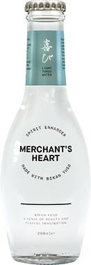 Merchant's Heart Light Tonic 200 ml x 24