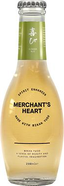 Merchant's Heart Ginger 200 ml x 24
