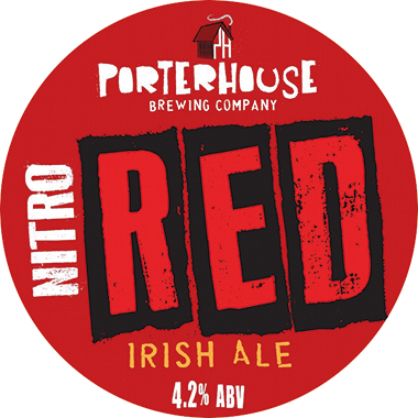 Porterhouse Red Nitro Ale 50 lt x 1