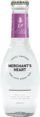 Merchant's Heart Pink Peppecorn Tonic 200 ml x 24