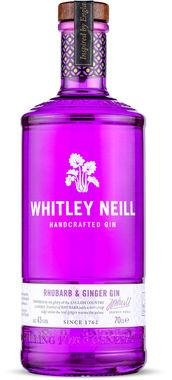 Whitley Neill Rhubarb & Ginger 70cl