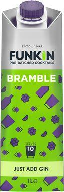 Funkin Bramble Pre-Batched Cocktail Mixer 1L