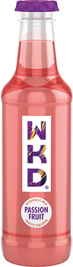 WKD Passion Fruit PET 275ml 275 ml x 24