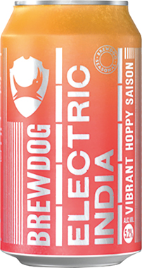 Brewdog Electric India, Can 330 ml x 24