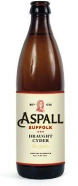 Aspall Suffolk Draught Cyder Vichy Bottle 500 ml x 12