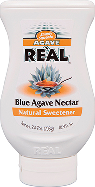 Re'al Blue Agae Nectar Natural Syrup 50 cl x 6