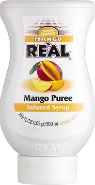 Re'al Mango puree infused syrup 50 cl x 6