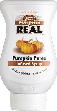 Re'al Pumpkin puree infused syrup 50 cl x 6