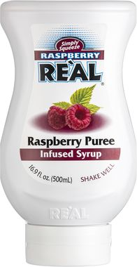 Re'al Raspberry puree infused syrup 50 cl x 6