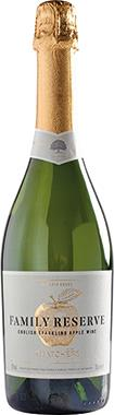 Family Reserve English Sparkling Apple Wine 75 cl x 6