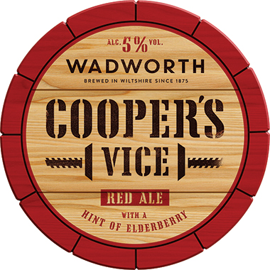 Wadworth Cooper's Vice 9G 9 gal x 1