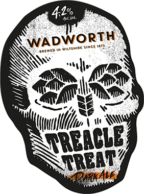 Wadworth Treacle Treat, Cask 9 gal x 1