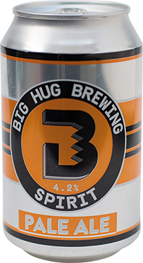 Big Hug Spirit Cans 330 ml x 24