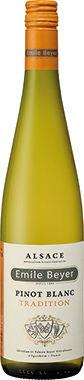 Pinot Blanc Alsace Tradition Organic, Emile Beyer