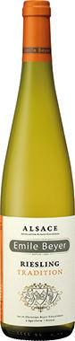 Riesling Alsace Tradition Organic Emile Beyer