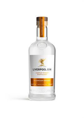 Liverpool Gin Valencian Orange - Complex Organic Gin