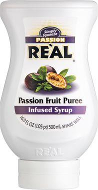 Re'al Passionfruit Infused Syrup 50cl (1)