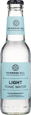 Primrose Hill Premium Natural Mixers Light Tonic Water 200 ml x 24