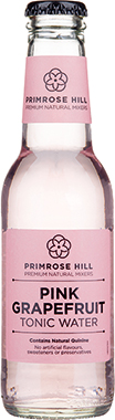 Primrose Hill Premium Natural Mixers Pink Grapefruit Tonic Water