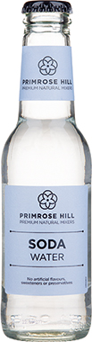 Primrose Hill Premium Natural Mixers Soda Water