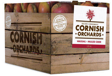 Cornish Orchards Wassail Mulled Cider 20 lt x 1
