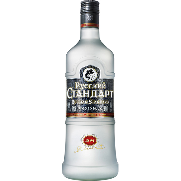Russian Standard Vodka 38%