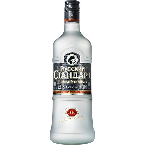 Russian Standard Vodka 38% 1.5lt