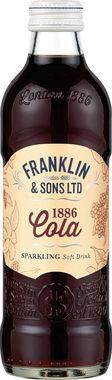 Franklin & Sons 1886 Cola, NRB 275 ml x 12