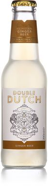 Double Dutch Ginger Beer, NRB 200 ml x 24