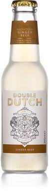 Double Dutch Ginger Beer 200 ml x 24