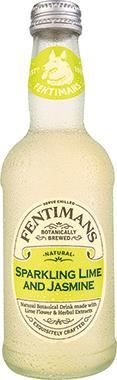 Fentimans Sparkling Lime & Jasmine, NRB 275 ml x 12