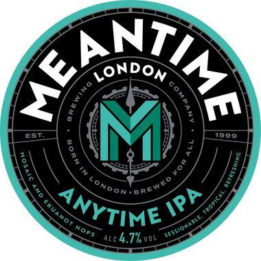 Meantime Anytime IPA, Keg 30 lt x 1