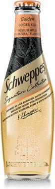Schweppes Signature Collection Golden Ginger Ale 200ml x 12